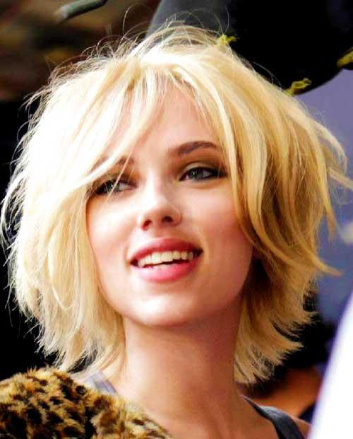 Blonde Short Haircuts  30 Short Blonde Hairstyles 2014