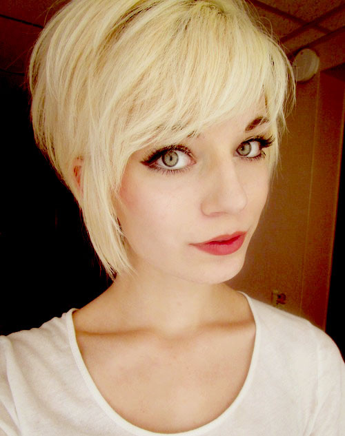 Blonde Short Haircuts  20 Best Short Haircuts