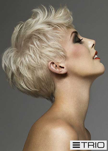 Blonde Short Haircuts  Latest Short Blonde Hairstyles