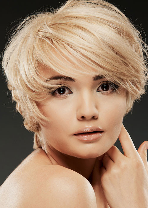 Blonde Short Haircuts  The 30 Best Blonde Hairstyles To Try In 2016 Fave HairStyles