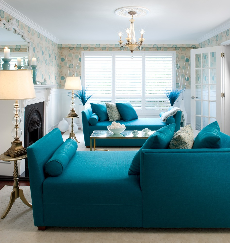 Best ideas about Blue Living Room . Save or Pin Great Small Living Room Designs By Colin & Justin Decoholic Now.
