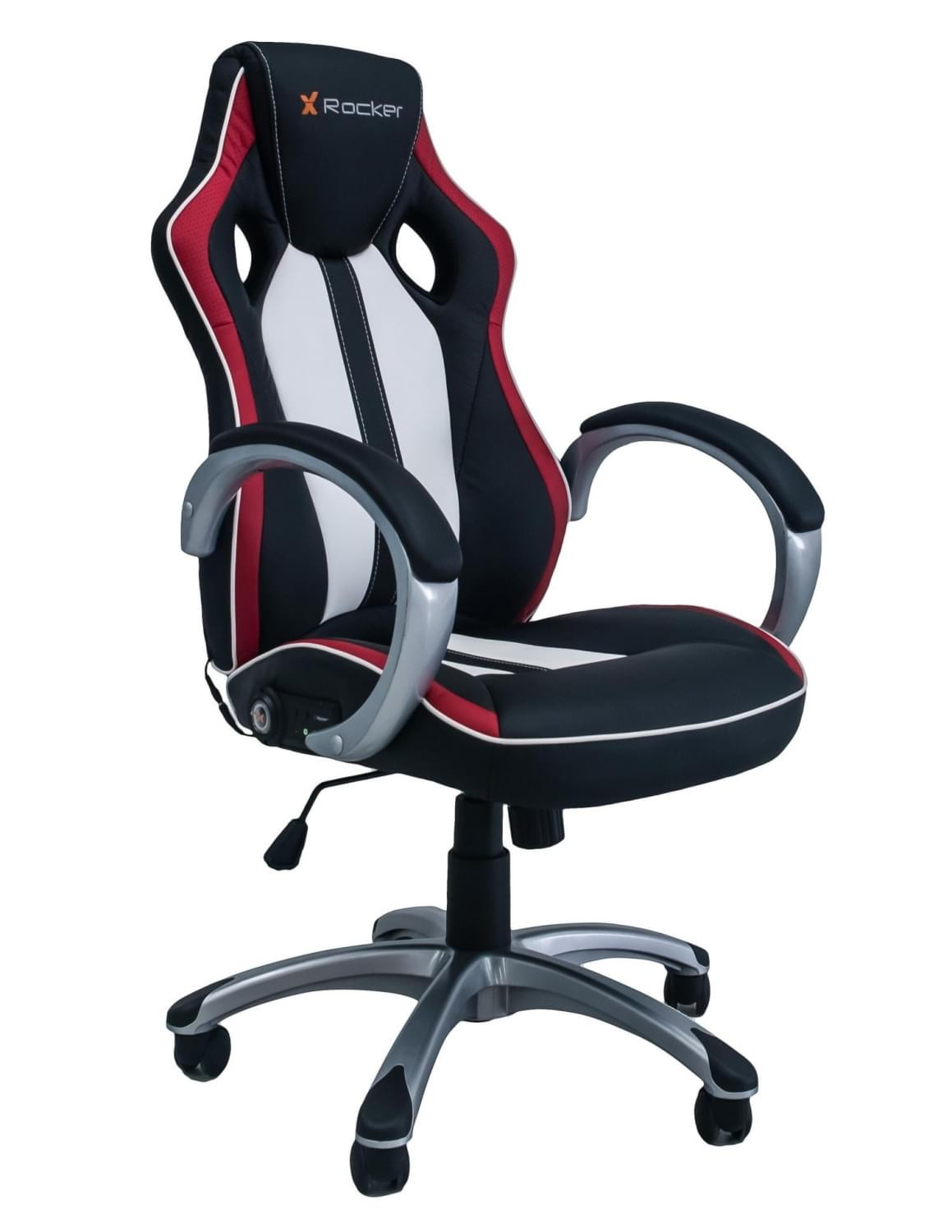 Best ideas about Bluetooth Gaming Chair . Save or Pin X Rocker Rogue 2 0 Bluetooth Rechagrable PC Gaming Chair Now.