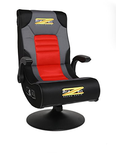 Best ideas about Bluetooth Gaming Chair . Save or Pin BraZen Spirit 2 1 Bluetooth Surround Sound Gaming Chair Now.
