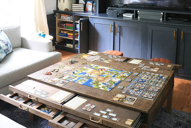 Best ideas about Board Game Room . Save or Pin Home Made By Carmona Original and Creative Home Decor Now.