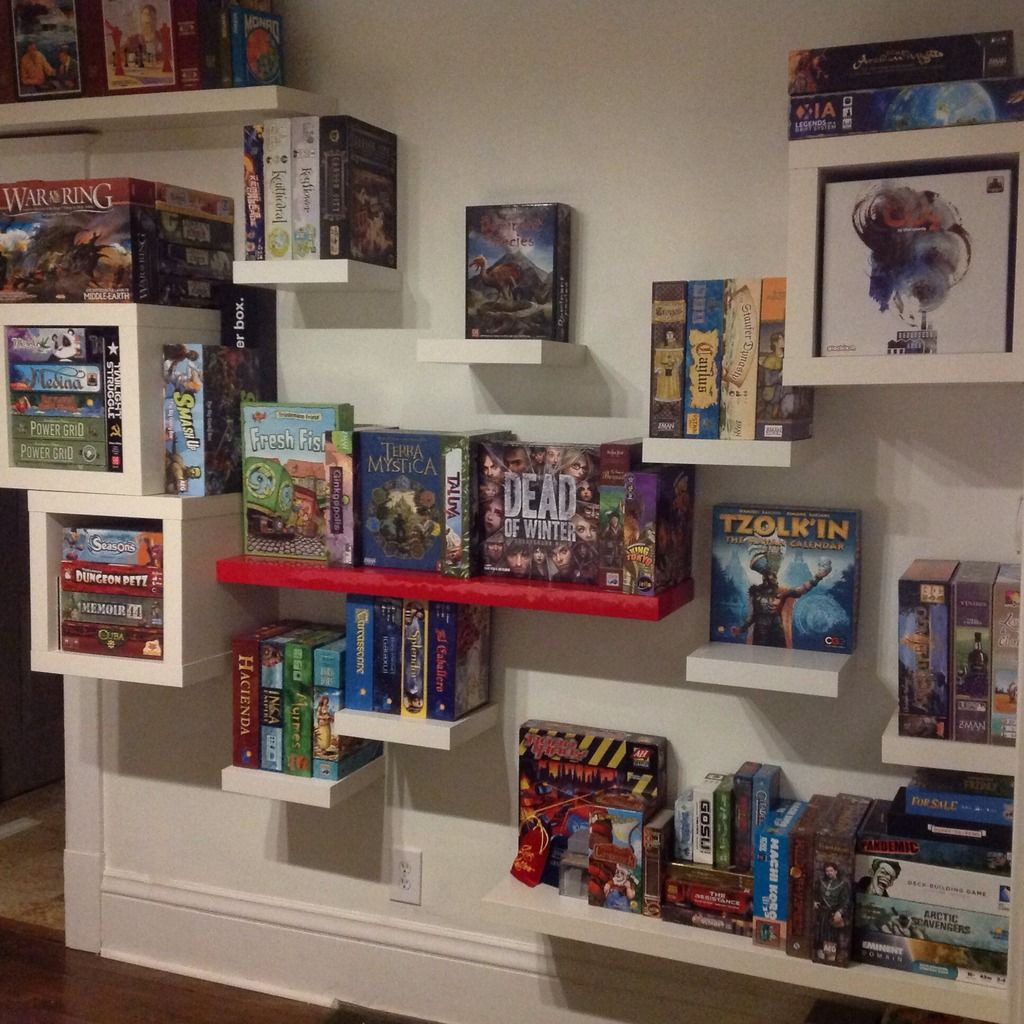 Best ideas about Board Game Room . Save or Pin Maghd Image Boardgamegeek Great Ideas Pinterest Game Rooms Now.