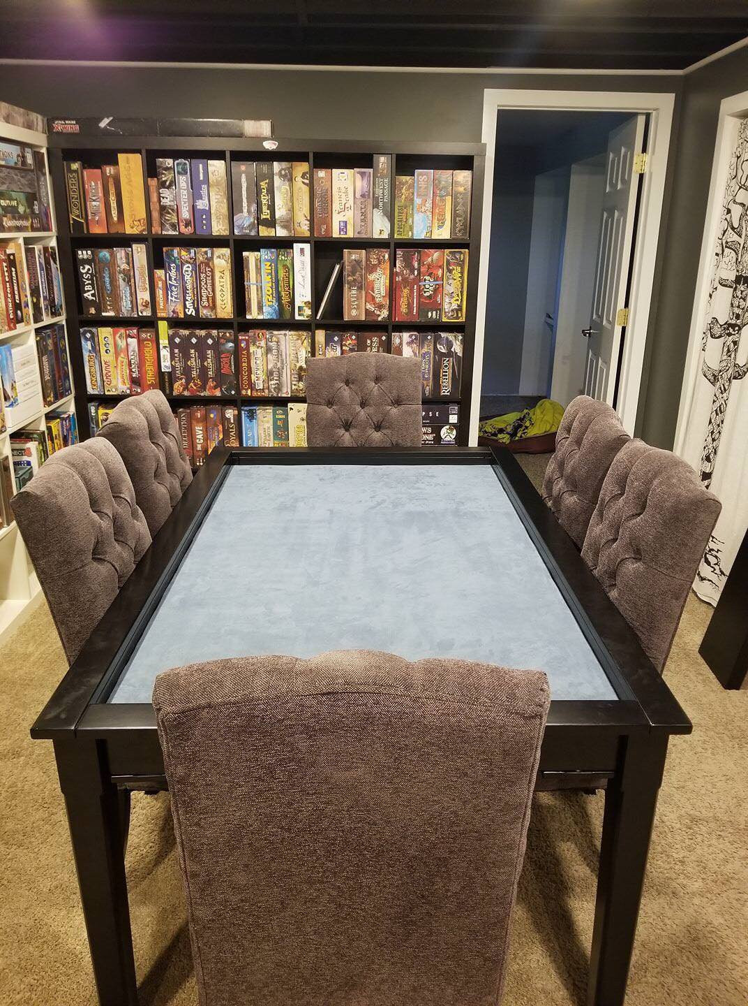 Best ideas about Board Game Room . Save or Pin Board game room pics Now.