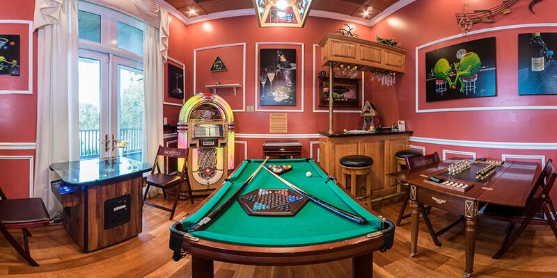 Best ideas about Board Game Room . Save or Pin The Ever After Estate Orlando Vacation Home Wurlitzer Now.