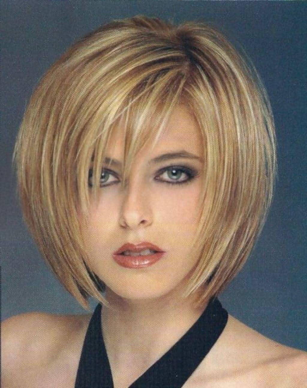 Bob Cut For Thin Hair  Short bob haircuts for thin hair Short and Cuts Hairstyles
