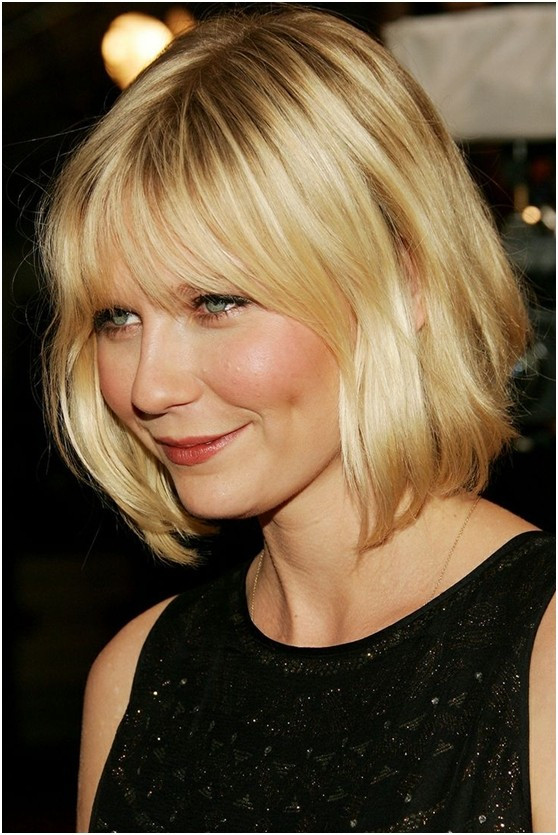 Best ideas about Bob Haircuts For Fine Hair Round Face . Save or Pin 10 Classic Medium Length Bob Hairstyles PoPular Haircuts Now.