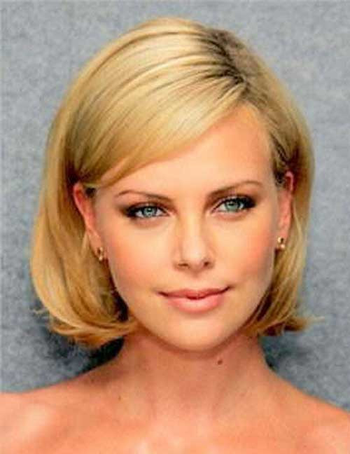 Best ideas about Bob Haircuts For Fine Hair Round Face . Save or Pin 10 Bob Hairstyles for Round Faces Now.
