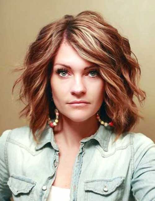 Bob Haircuts For Thick Wavy Hair  40 Best Bob Hairstyles for 2015