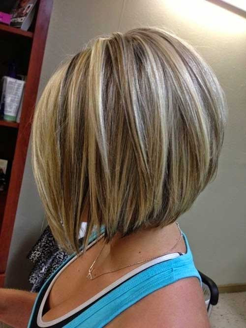 Bob Haircuts With Highlights  40 Best Bob Hairstyles for 2015