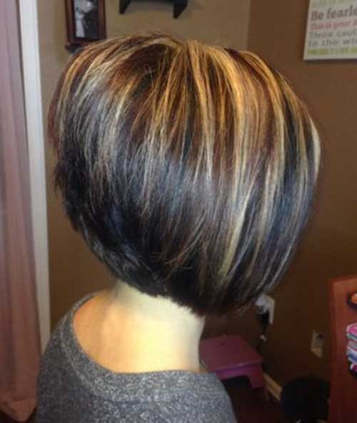 Bob Haircuts With Highlights  20 Inverted Bob Hairstyles