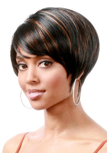 Bob Hairstyles African American  Easy African American Short Hairstyles – CircleTrest