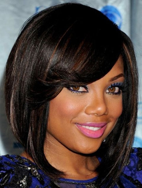 Bob Hairstyles African American  34 African American Short Hairstyles for Black Women