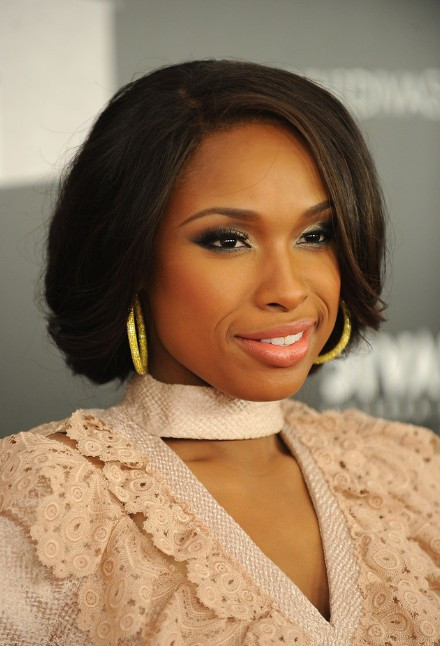 Bob Hairstyles African American  Romantic Bobby Pinned Updo for African American Women