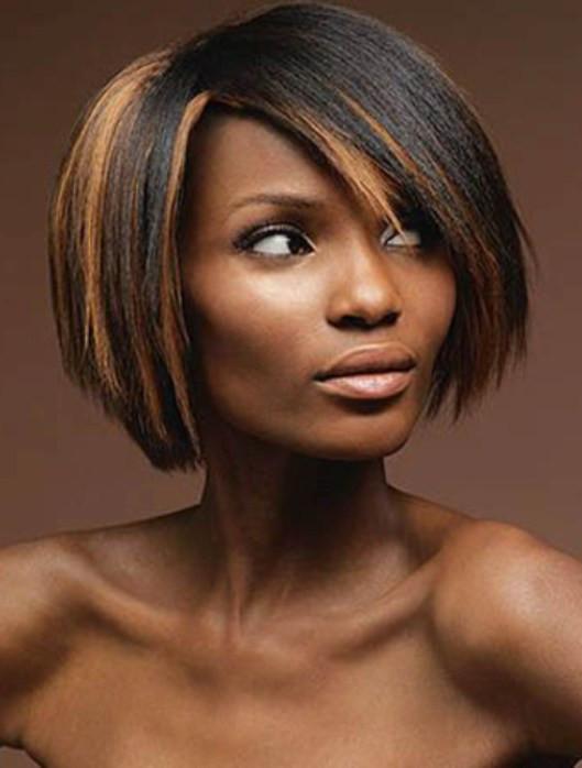 Bob Hairstyles African American  15 Trendy African American Short Hairstyles