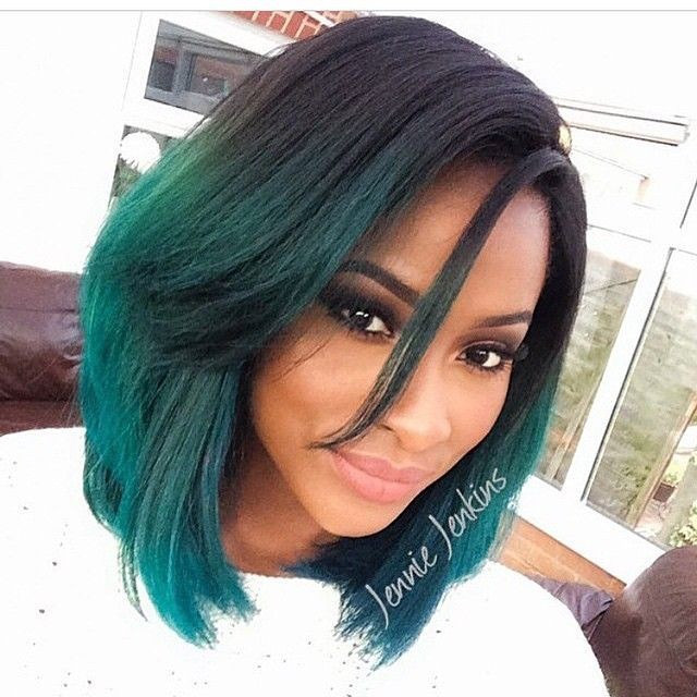 Bob Hairstyles African American  25 Gorgeous African American Natural Hairstyles PoPular