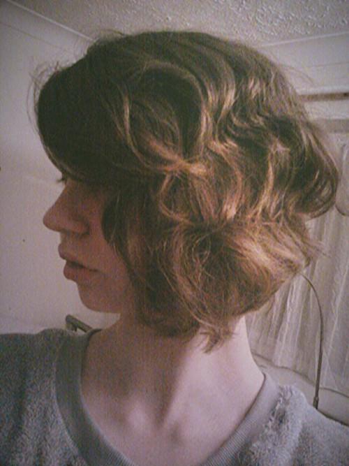 Bob Hairstyles Tumblr  bob curly hairstyles