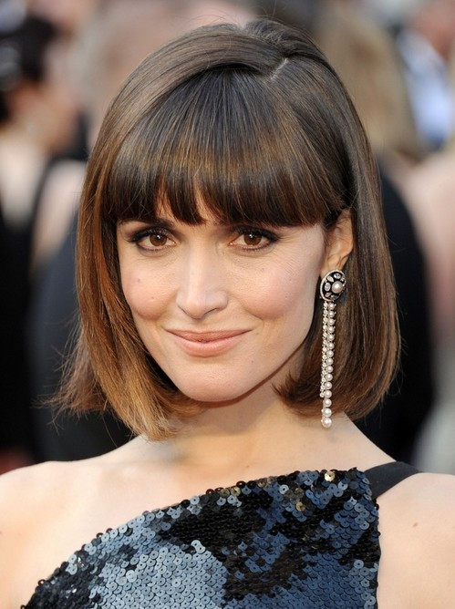 Bob Hairstyles With Bangs  100 Hottest Short Hairstyles & Haircuts for Women