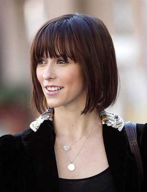 Bob Hairstyles With Bangs  20 Chic Bob Hairstyles with Bangs