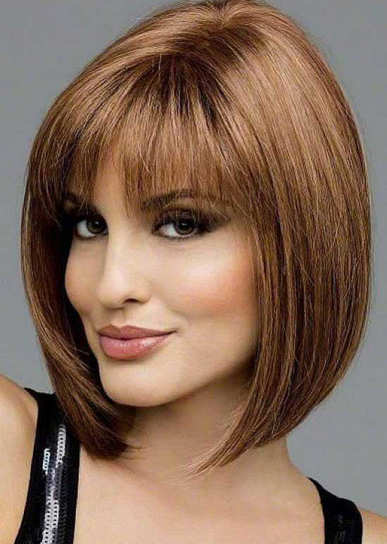 Bob Hairstyles With Bangs  35 Awesome Bob Haircuts With Bangs Makes You Truly