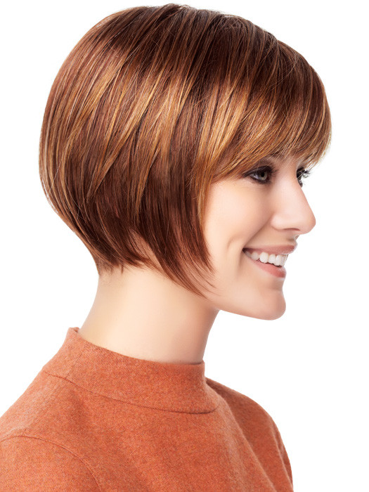 Bob Hairstyles With Fringe  Hairstyle Simple Beautiful Bobs with Bangs Fringe