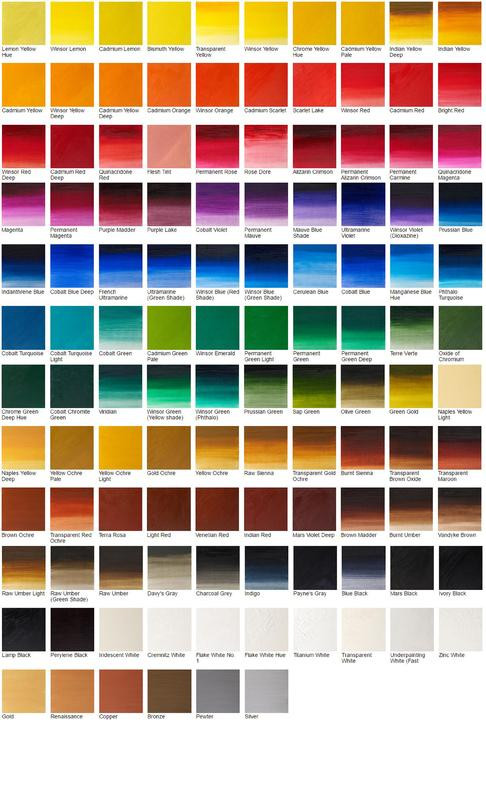 Best ideas about Bob Ross Paint Colors . Save or Pin Bob Ross Color Palette Extreme Now.