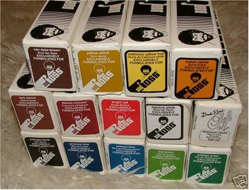 Best ideas about Bob Ross Paint Colors . Save or Pin Bob Ross Oil Color Paints Now.