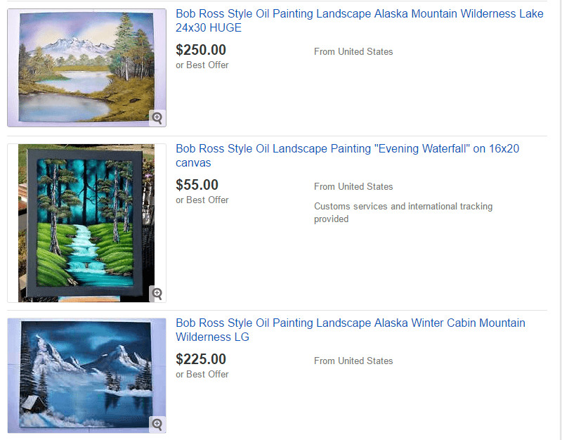 Best ideas about Bob Ross Paint Colors . Save or Pin Bob Ross Paint Color Names Paint Color Ideas Now.