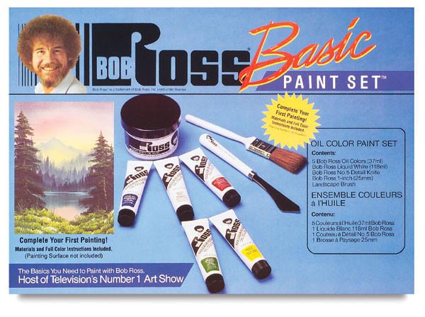 Best ideas about Bob Ross Paint Colors . Save or Pin Bob Ross Basic Paint Set BLICK art materials Now.