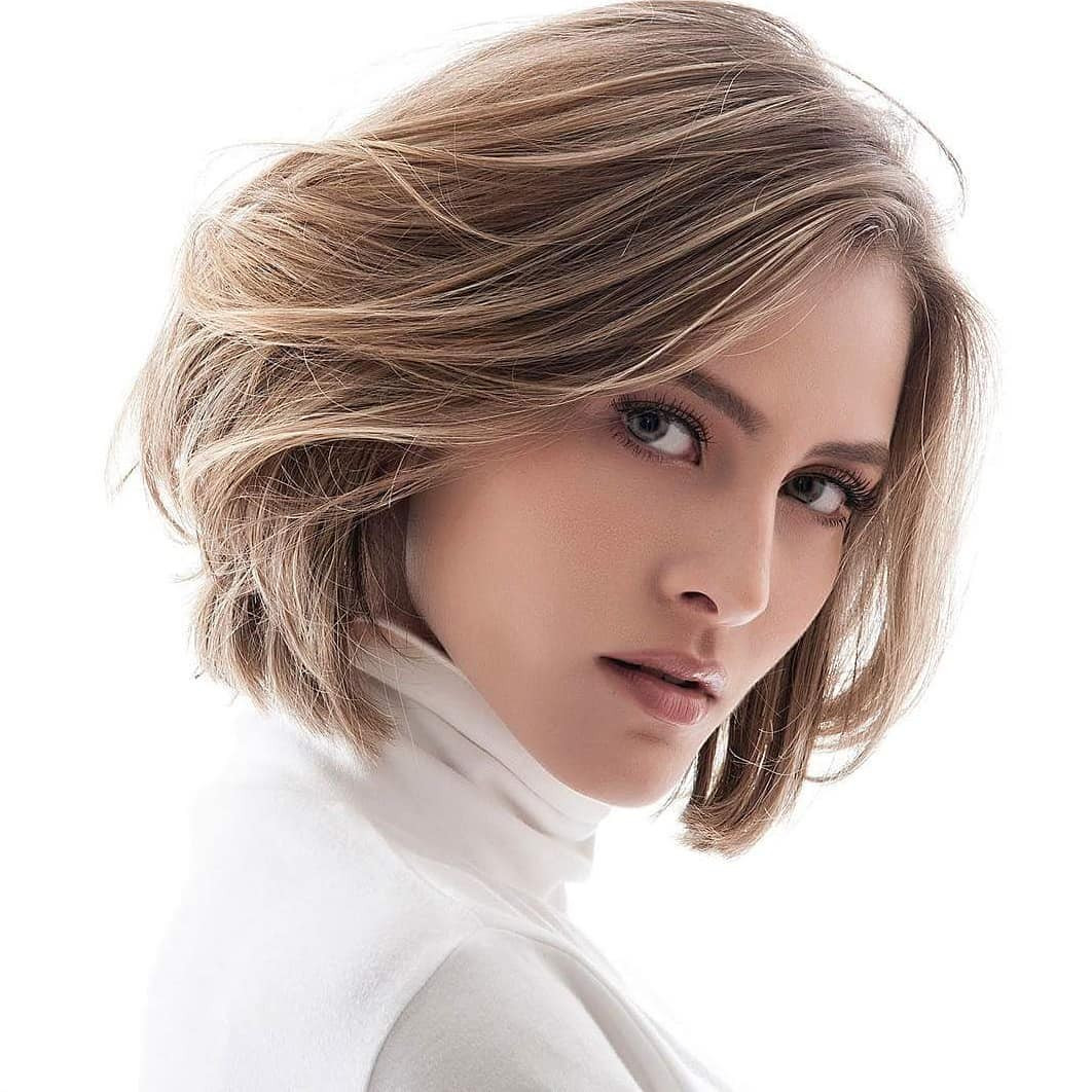 Bobbed Haircuts 2019  10 Medium Bob Haircut Ideas Casual Short Hairstyles for
