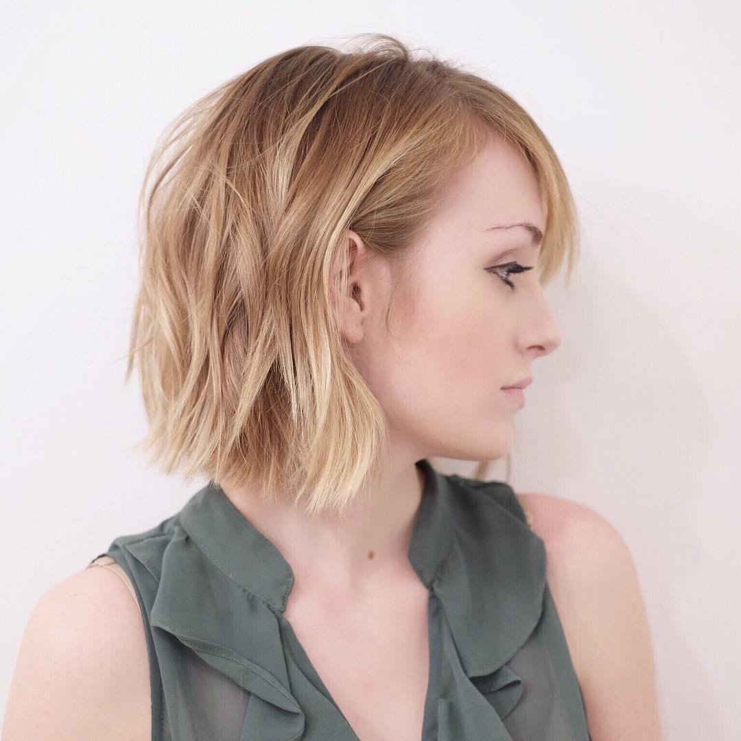 Bobbed Haircuts 2019  50 Amazing Blunt Bob Hairstyles You d Love to Try Bob