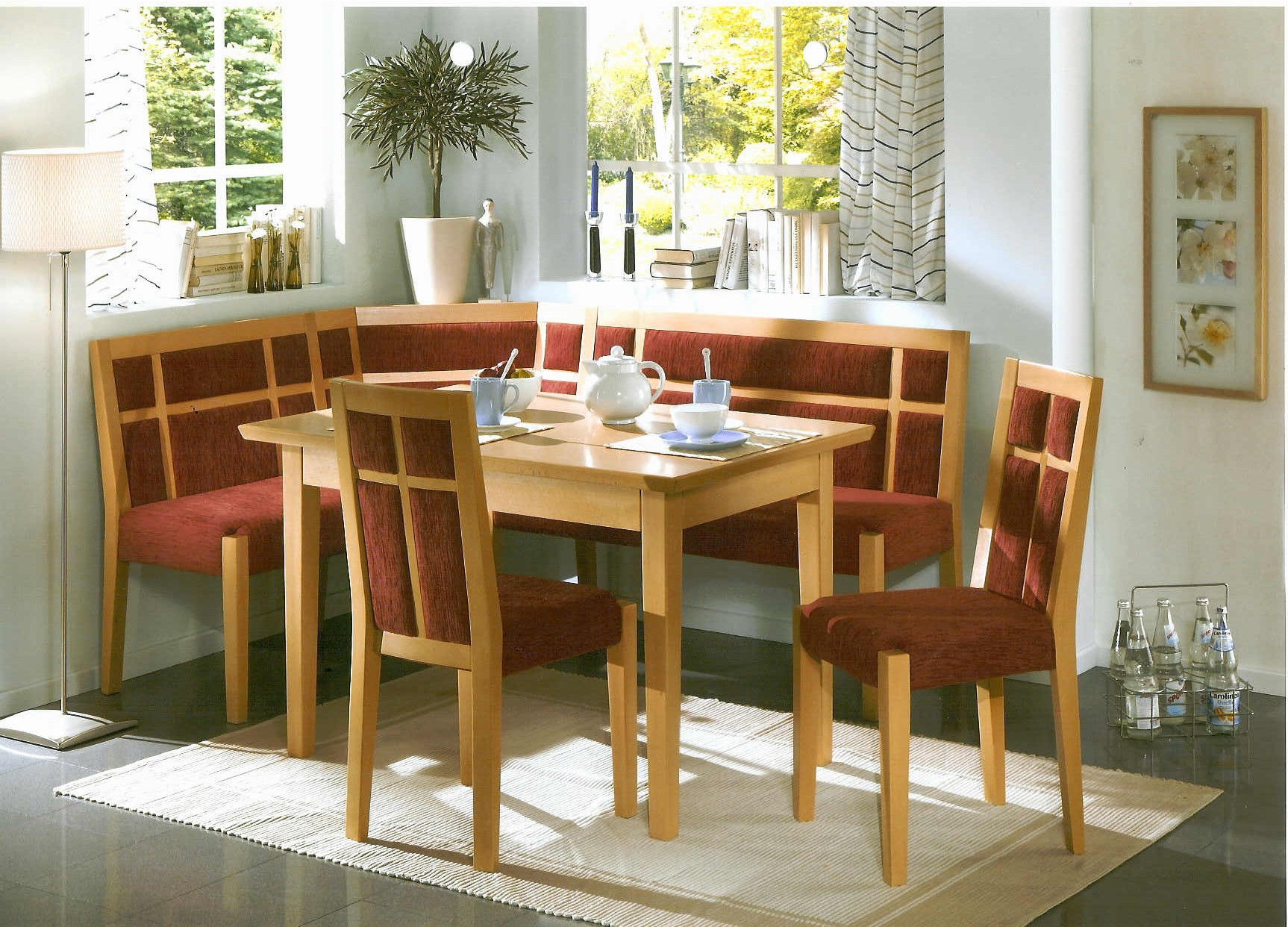 Best ideas about Booth Dining Table . Save or Pin Dining Table Booth Type Dining Tables Now.