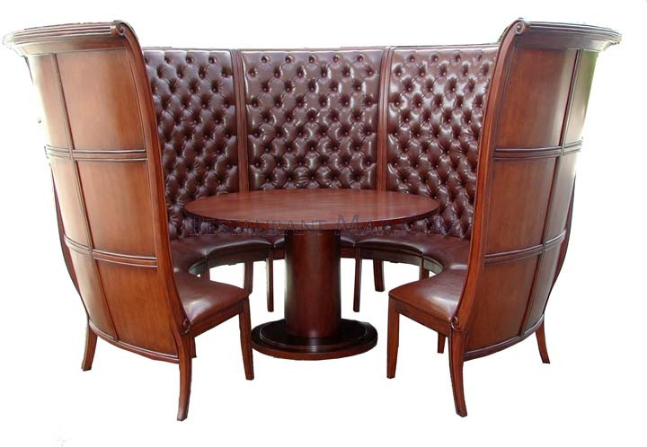 Best ideas about Booth Dining Table . Save or Pin Booth Style Dining Table Now.