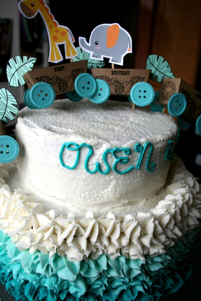 Best ideas about Boy Birthday Cake Ideas . Save or Pin Baby Boy Birthday Cake Topper Now.