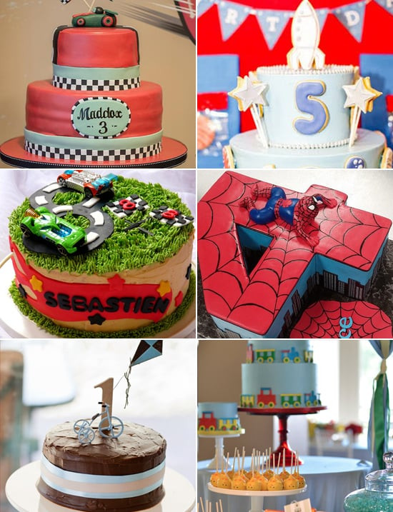 Best ideas about Boy Birthday Cake Ideas . Save or Pin Birthday Cakes For Boys Now.