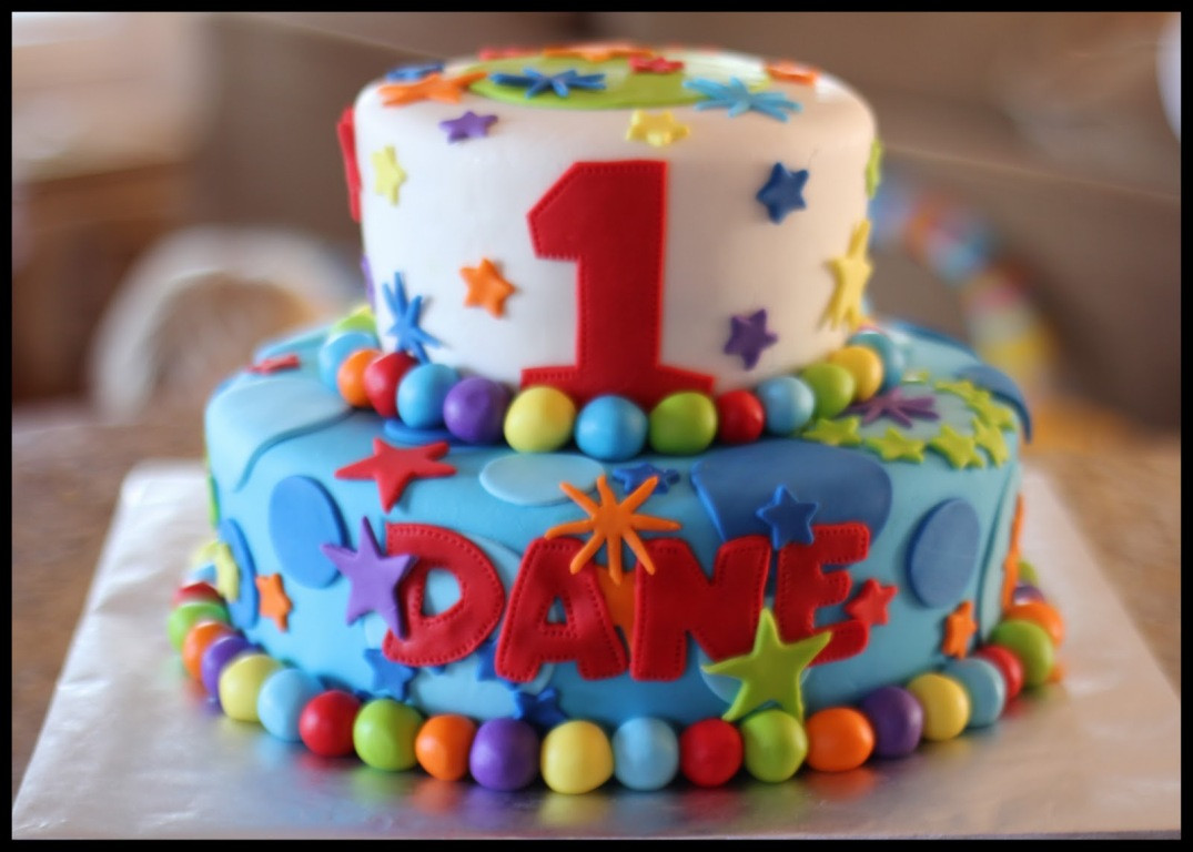 Best ideas about Boy Birthday Cake Ideas . Save or Pin 10 Do It Yourself Birthday Cakes For Little Boys Now.