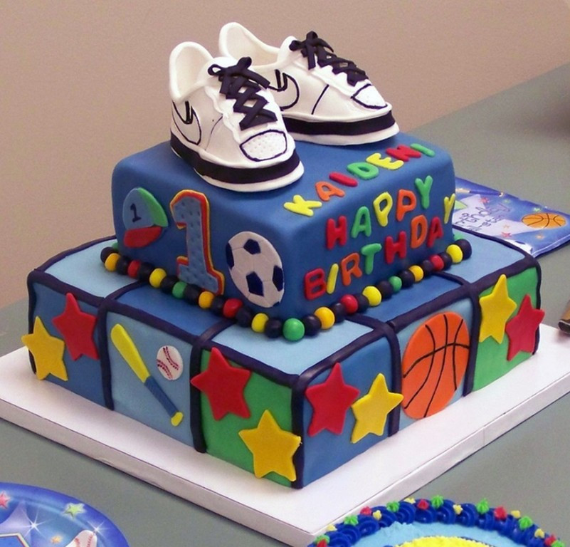 Best ideas about Boy Birthday Cake Ideas . Save or Pin Birthday Cakes for Boys with Easy Recipes Household Tips Now.