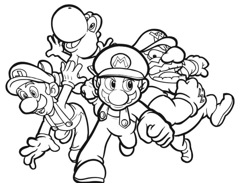 Boy Coloring Book Pages  Coloring Pages for Boys 2018 Dr Odd
