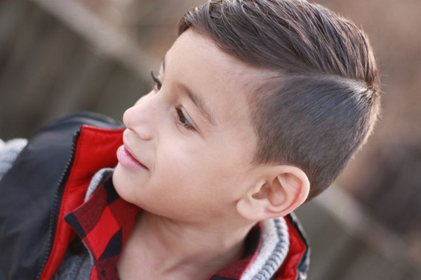 Best ideas about Boy Undercut Hairstyle . Save or Pin 12 Trendy Boy Hairstyles for Back to School and Beyond Now.