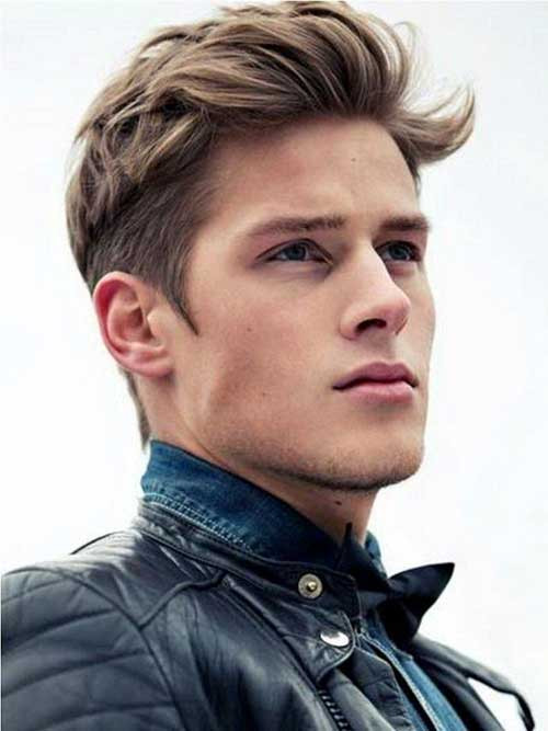 Best ideas about Boy Undercut Hairstyle . Save or Pin 20 Trendy Hairstyles for Boys Now.