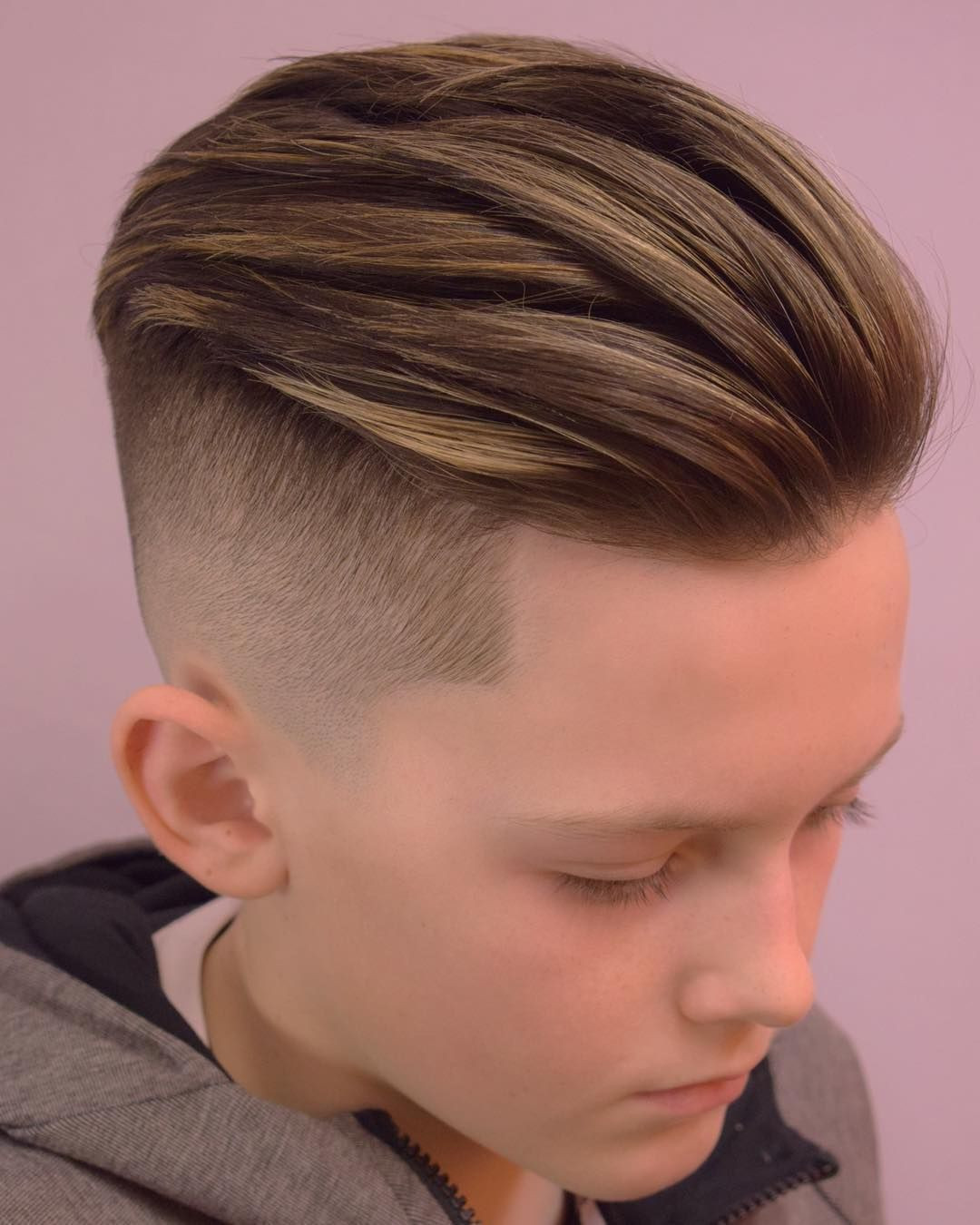 Best ideas about Boy Undercut Hairstyle . Save or Pin Undercuts hairstyles boys Now.