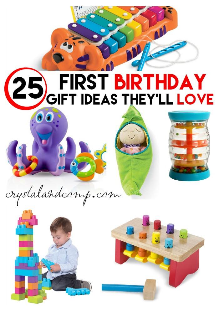 Boys First Birthday Gift Ideas  First Birthday Party Gift Ideas