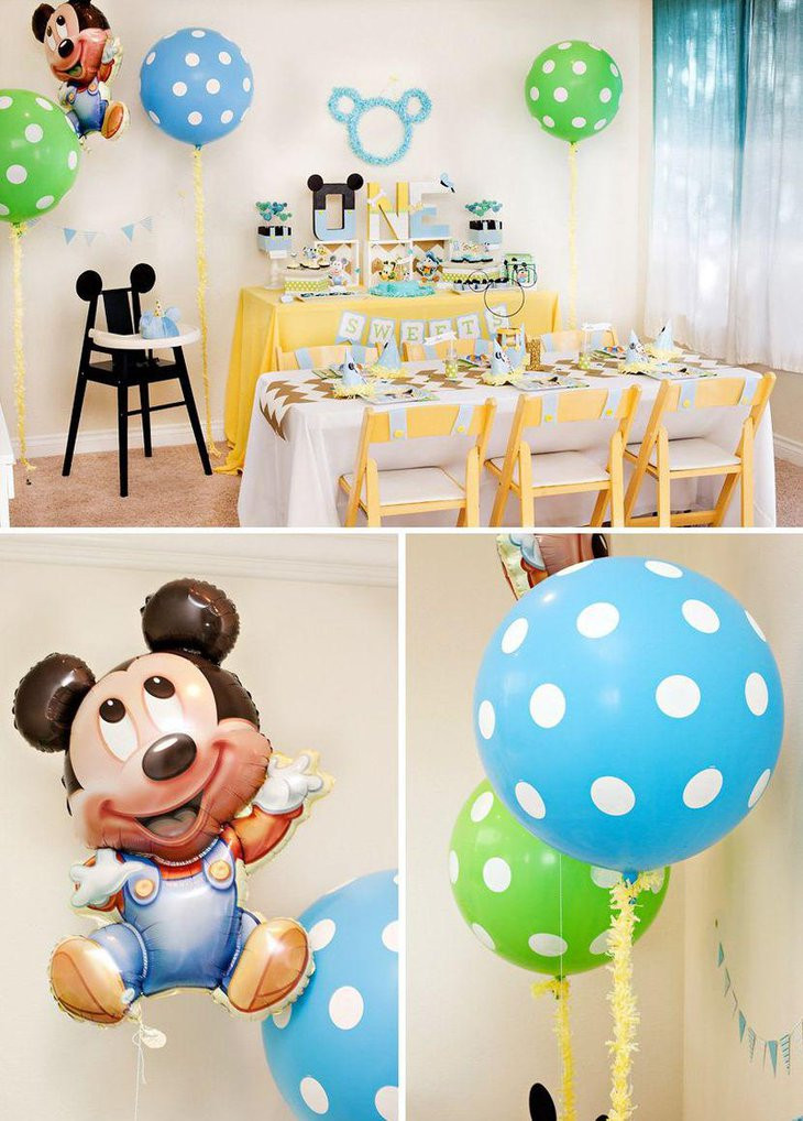 Boys First Birthday Gift Ideas  37 Cool First Birthday Party Ideas For Boys