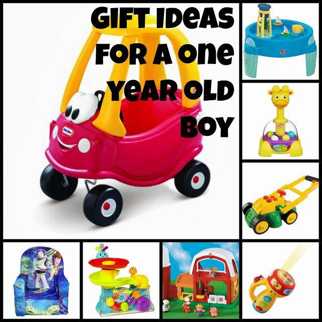 Boys First Birthday Gift Ideas  e Year Old Boy Gift Ideas