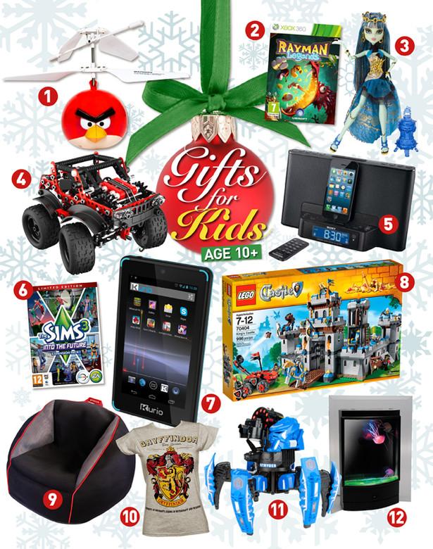 Boys Gift Ideas Age 10  Boys Christmas Gifts