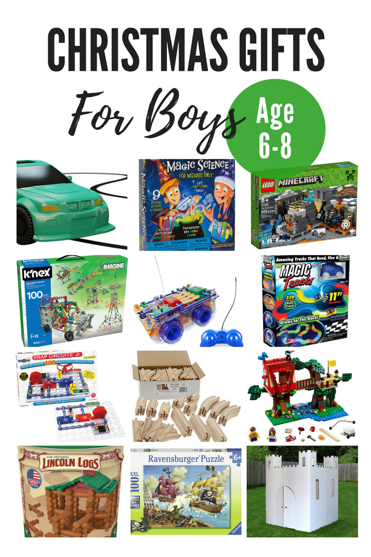 Boys Gift Ideas Age 8  Ultimate Kids Christmas Gift Guide The Weathered Fox