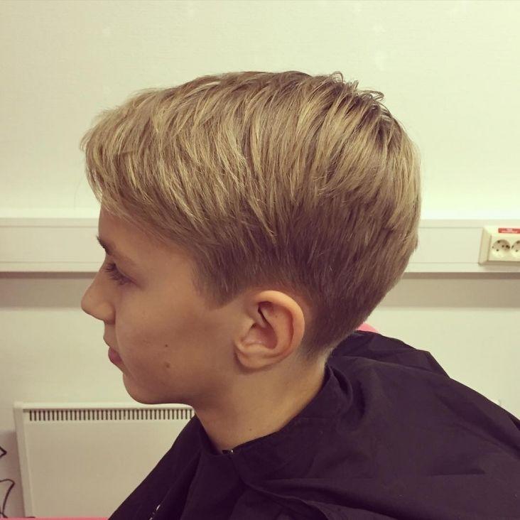 Boys Skater Hair Cut  10 Year Old Boys Haircut hair