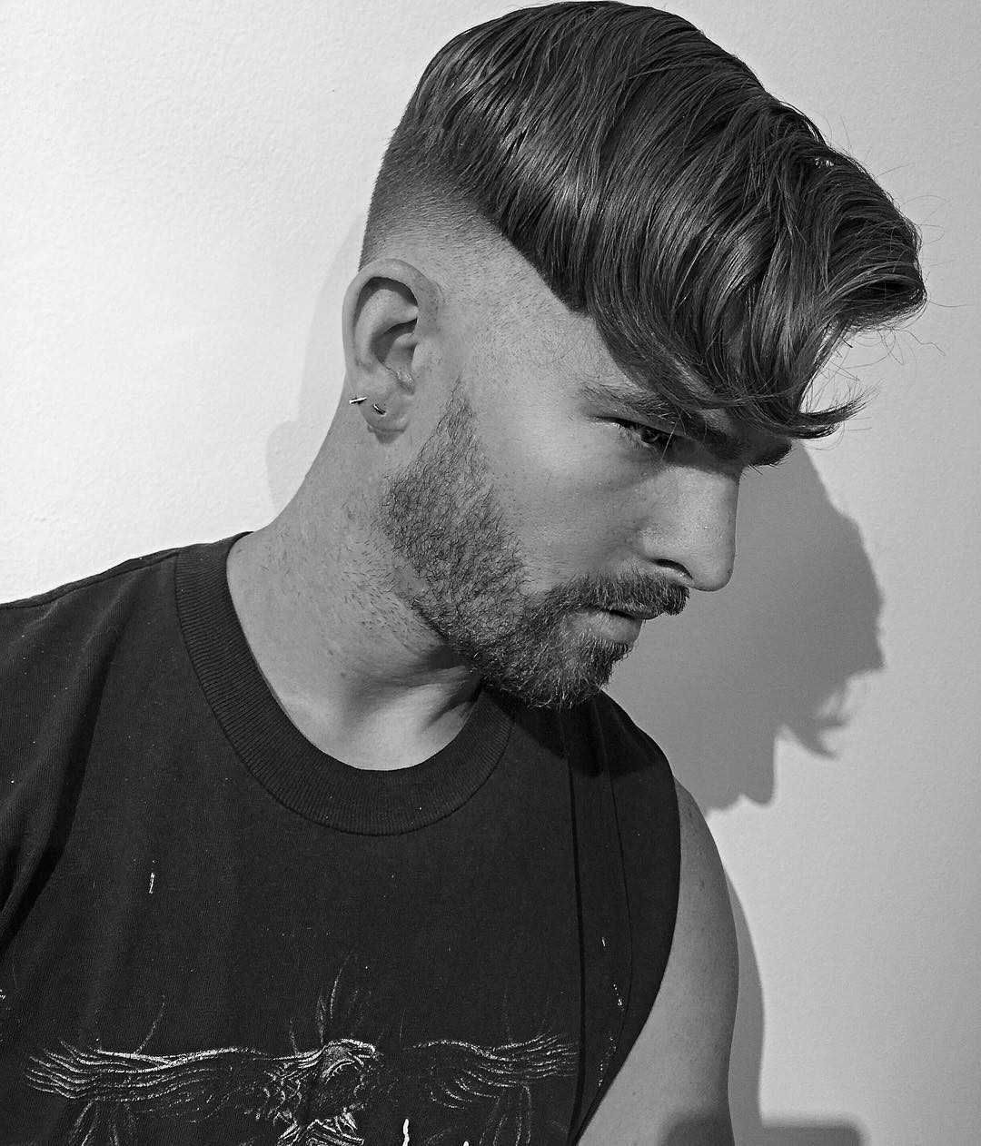 Boys Undercut Hairstyle  21 New Undercut Hairstyles For Men